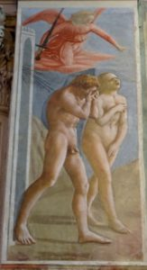 Brancaccikapel - Masolino, Masaccio, Lippi7