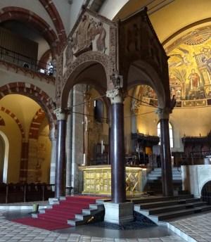 Golden Altar.