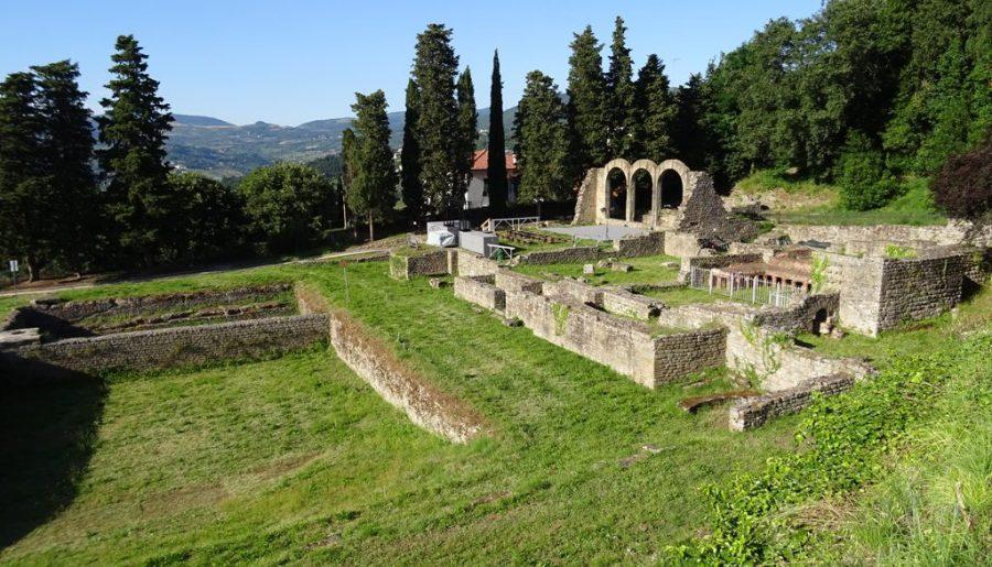 Baths of Fiesole.
