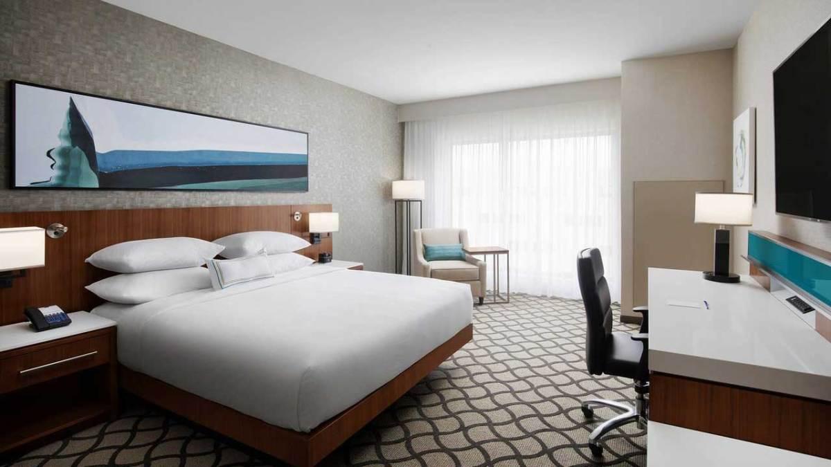 delta hotels allen tx room interior