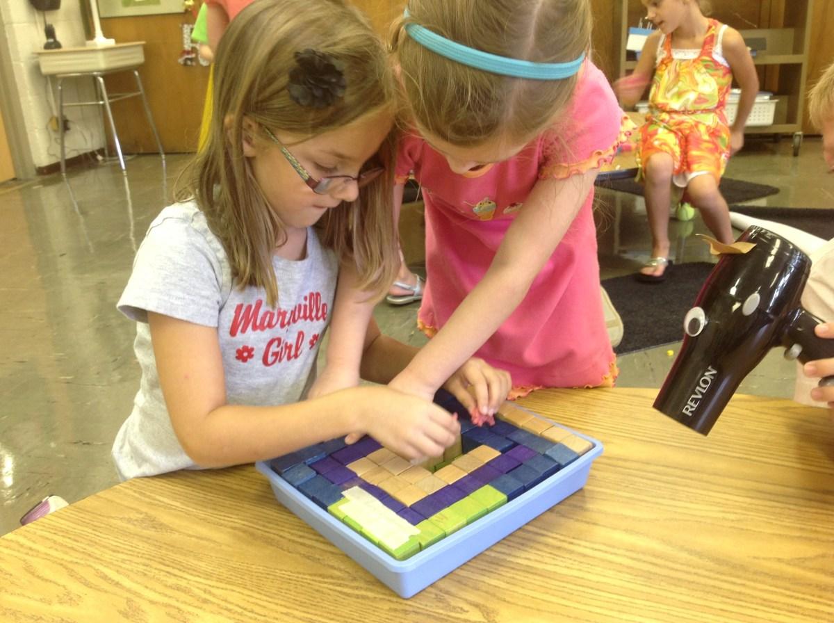 Miranda Reagan: Stem-Infusing the Elementary Classroom