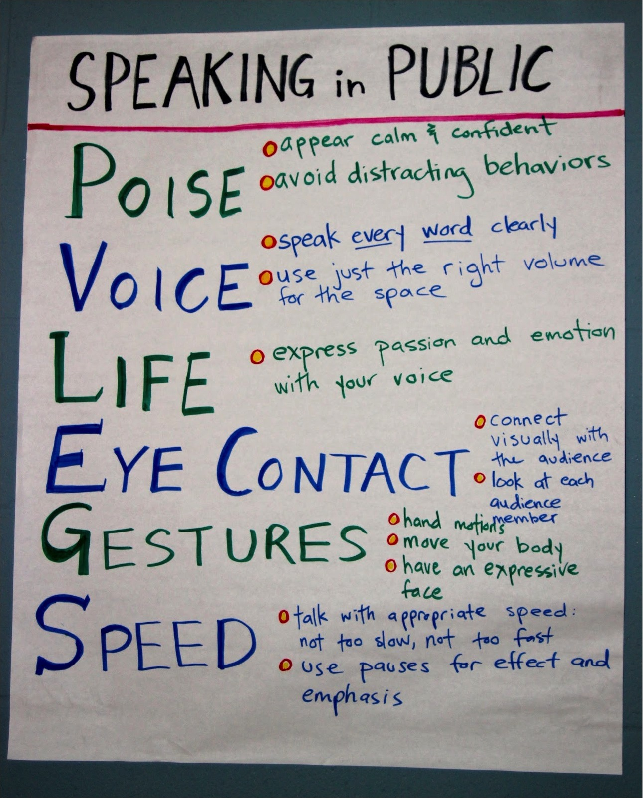 Speak Purposefully And Often Part 5 Of The Non Freaked Out Approach To Common Core Literacy