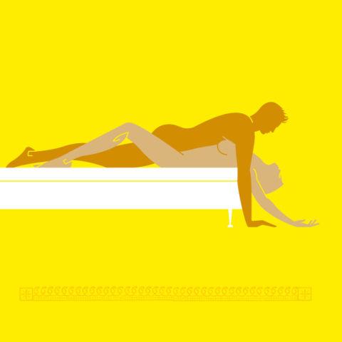 """Οι στάσεις του sεx για """"τεμπέληδες"""" - Πώς να κάνετε σεξ μετά τη δουλειά! - SEX"""