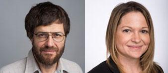 Professor Konstantin Khrapko and Assistant Professor Dori Woods