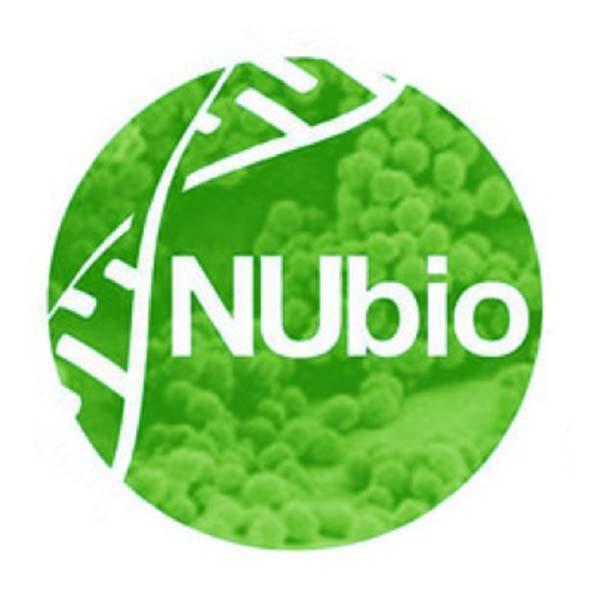 NUbio logo