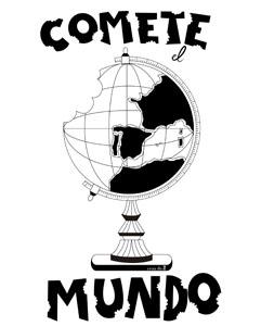 """Diseño """"Comete el Mundo"""""""
