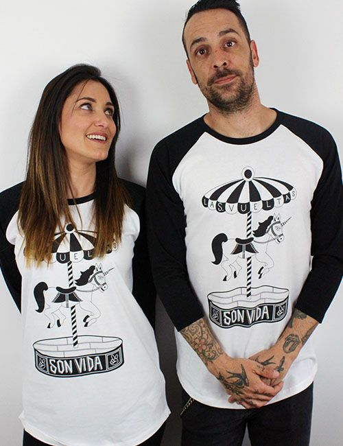 "Camiseta Unisex ""Las vueltas son vida"""