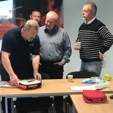 AED Defib Training Northern Ireland