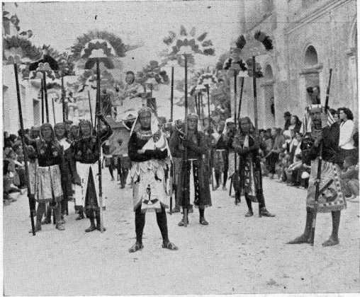 COSAS DE LORCA - VIDEO SEMANA SANTA 1934
