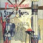 COSAS DE LORCA - SEMANA SANTA CARTEL 1902