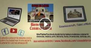 COSAS DE LORCA - Video presentación