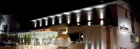 REGALO 2 BONO SPA HOTEL SPA JARDINES DE LORCA