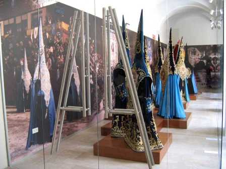 MASS MUSEO AZUL SEMANA SANTA RECIBE SUBVENCION DE LA CARM