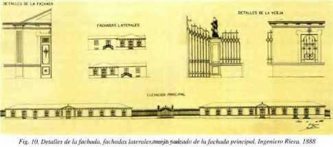 plano-fachada-cementerio-san-clemente-ingeniero-riera-1888