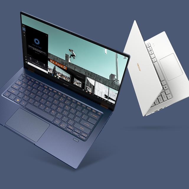 Acer Swift 5 presentación