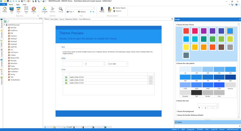 Plataformas low code: el IDE de Visual Lansa