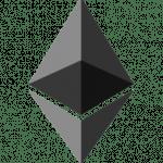 Símbolo de Ethereum.