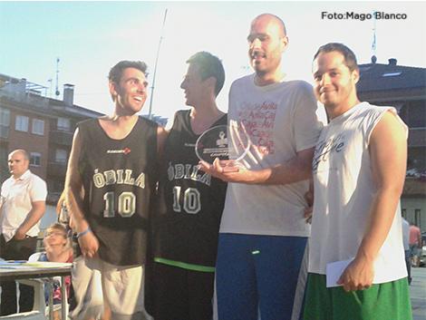 Campeones-Torneo Las Navas del Marqués 3x3