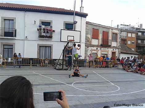 Concurso mates1º_Torneo Las Navas del Marqués 3x3