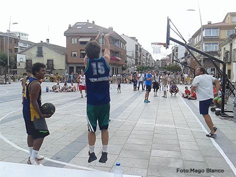 Concurso triples2_Torneo Las Navas del Marqués 3x3