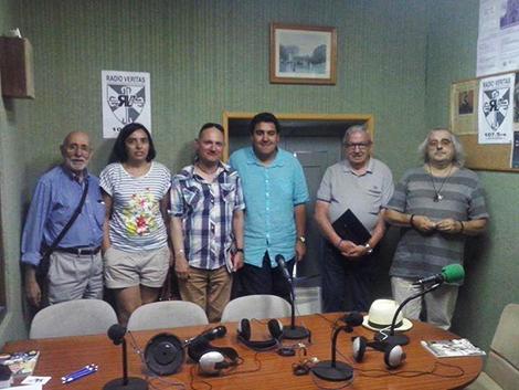 """El equipo de colaboradores de """"En buen Compañía"""""""