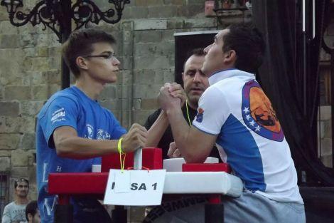 Gabriel Negru vs Adrian Rivera Asturiano