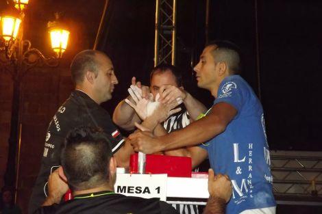 Marino Morales vs Camilo Vega.2
