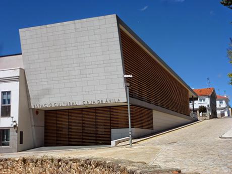 Sala de Exposiciones de Caja de Ávila