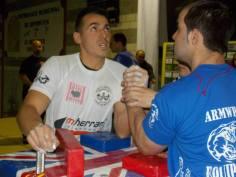 Sullivan Godoy vs Jose Antonio Arévalo.