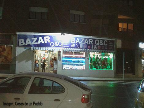 El otro Bazar afectado