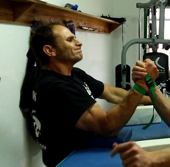 Equipo Navero Lucha de Brazos-Hristo Petkov