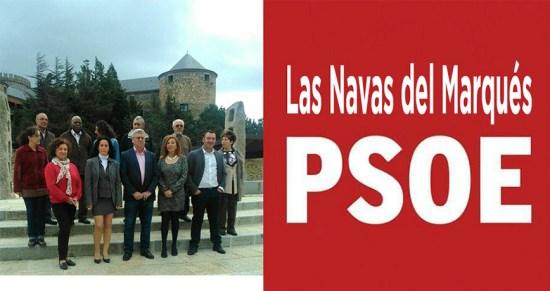 PSOE-LAS-NAVAS-DEL-MARQUES