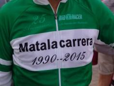 """25 años de """"pedaladas"""""""