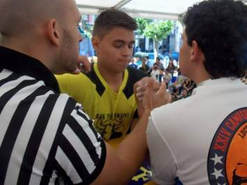 Ionel Lefter vs Marcos de Asturias
