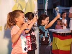 NIÑAS DE 8 A 9 AÑOS-1ª Lucia Moral;2ª Clara Sanchez;3ªInes García