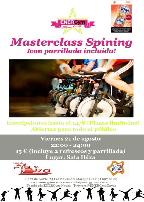 Spining y Parrillada