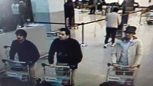 terroristas Belgica
