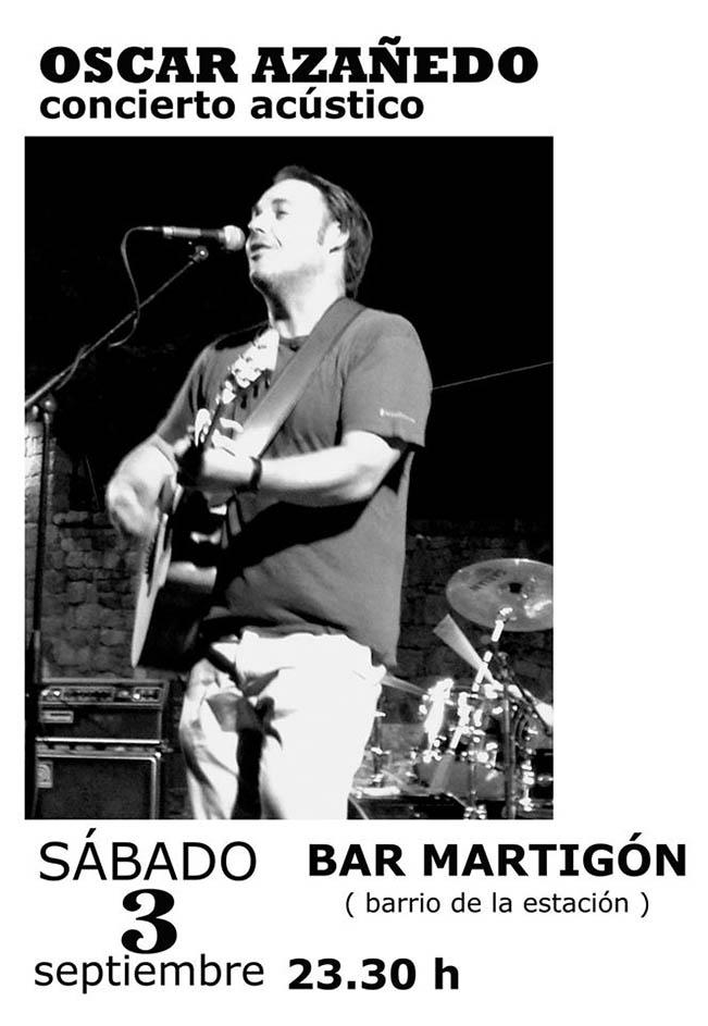 Oscar en MArtigon