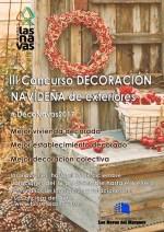 III Concurso de Decoración de Exteriores-Ayuntamiento de Las Navas del Marqués