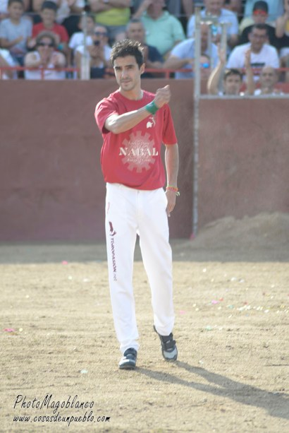 Alex Pascual, cortador local