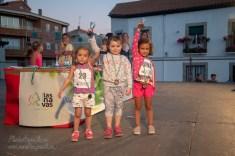 NIÑAS 3 Y 4 AÑOS:1ª 23 Clara García, 2ª 220 M.ª Esther Herranz, 3ª 353 Por un error de transcripción no tenemos el nombre de la niña.