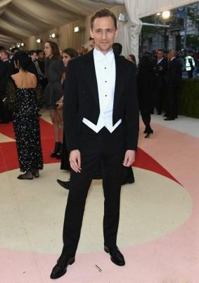 Tom Hiddleston de Ralph Lauren.