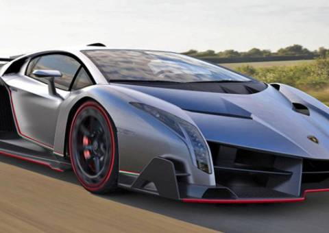 Lamborghini Veneno, el coche más caro del mundo