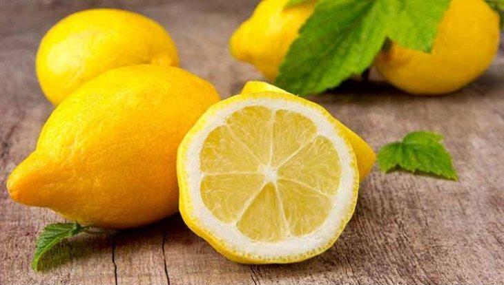 El limón también es efectivo para combatir las verrugas