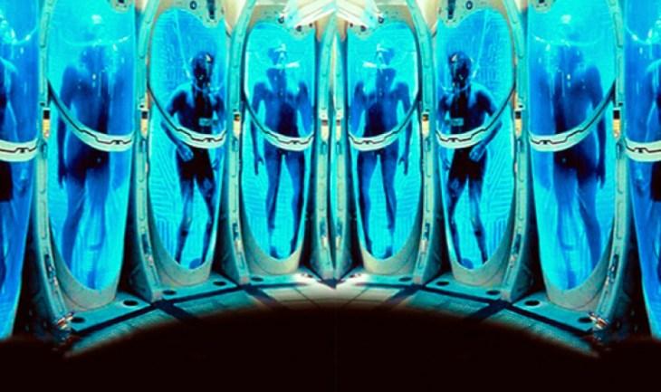 Criogenización, otra predicción de la ciencia ficción.