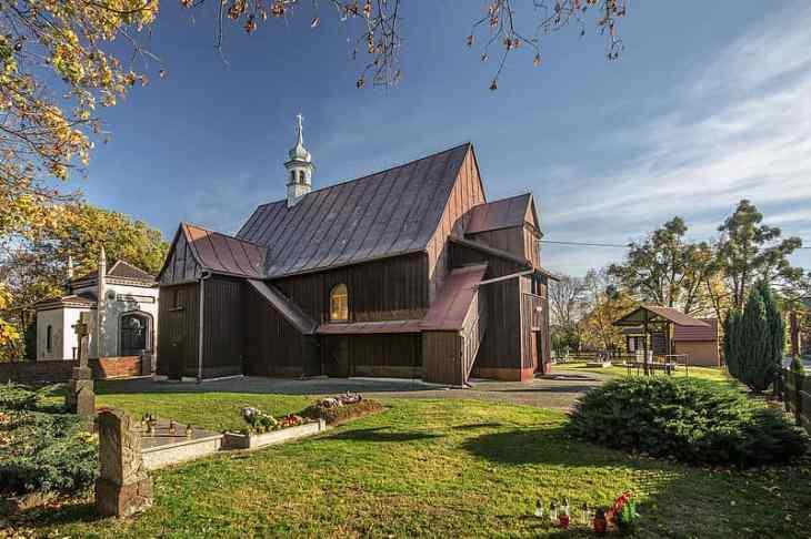 Iglesia de Miejsce Odrznskie