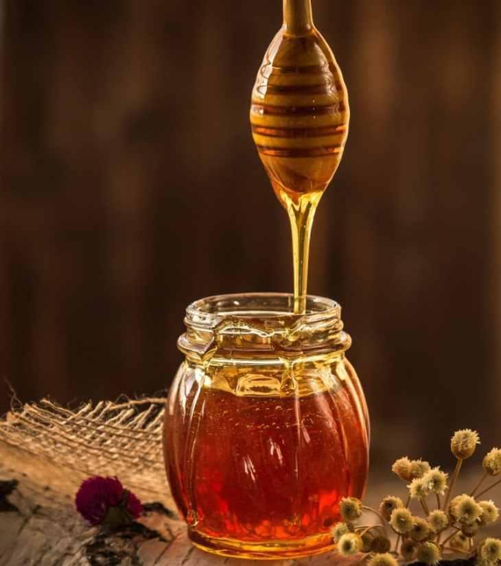 La miel es un producto natural saludable