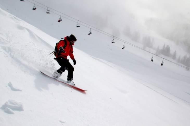Los deportes de invierno son muy atractivos para los turistas