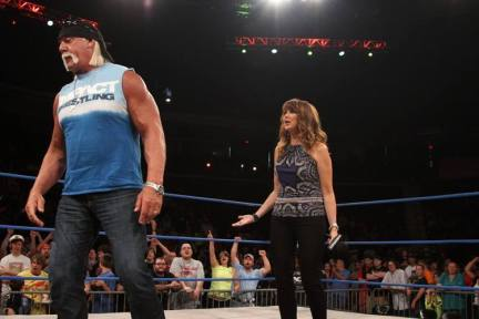 Hogan Leaves TNA