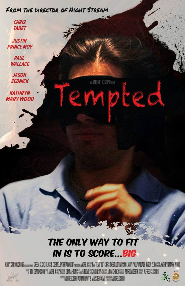 Tempted Poster 1